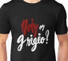 Noir or Grigio Unisex T-Shirt