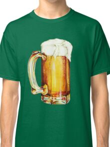 St. Patricks Day - Beer Pattern Classic T-Shirt