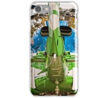 Helicopter (1) iPhone Case/Skin