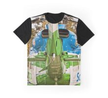 Helicopter (1) Graphic T-Shirt