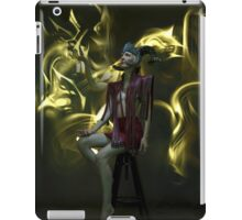 Maleficent Conjuring iPad Case/Skin