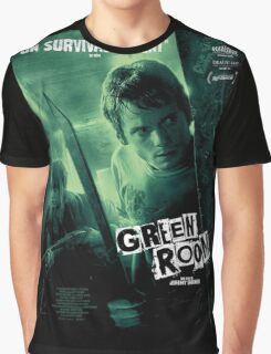 Green Room 'Un Survival Dement' Graphic T-Shirt
