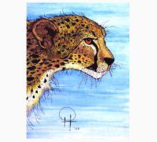 cheetah profile face Unisex T-Shirt