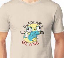 DUNSPARCE used GLARE! Unisex T-Shirt