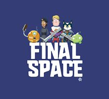 Olan Rogers' Final Space Unisex T-Shirt