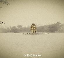 Tháp Rùa, Hà Nội by DSMIW