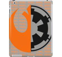 """""""I rebel"""" iPad Case/Skin"""