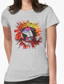 Travel Bug Womens Fitted T-Shirt