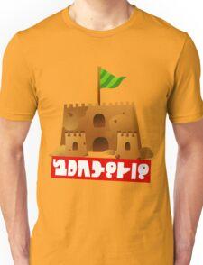 Splatfest Team Sandcastle v.4 Unisex T-Shirt