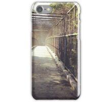 Organic Bridge - Urban Landscape iPhone Case/Skin