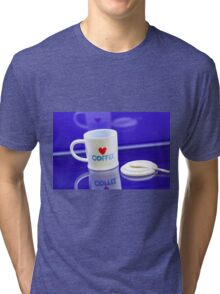 coffee cup Tri-blend T-Shirt