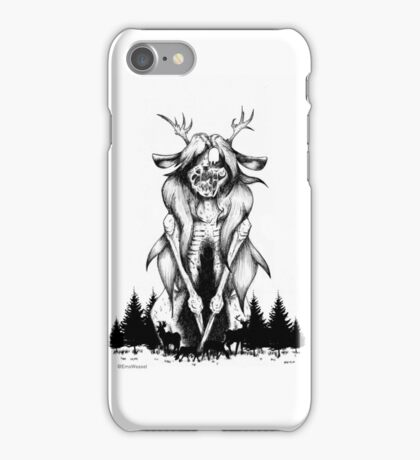 Demon of the Forest  iPhone Case/Skin