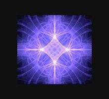 Fractal Star With Light Unisex T-Shirt