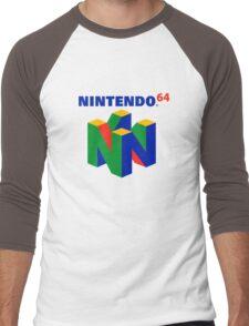 Nintendo 64 Men's Baseball ¾ T-Shirt