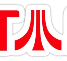 Atari Sticker
