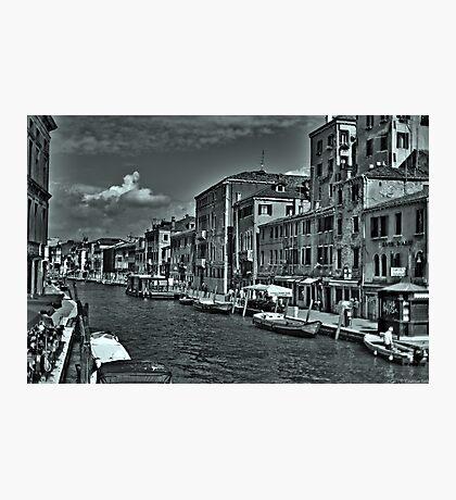 grand channel Venice Photographic Print