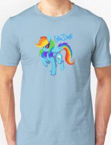 "Rainbow Dash ""Gotta dash!"" T-Shirt"