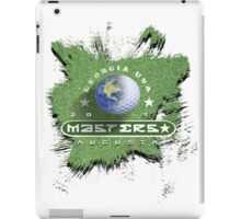 masters of the sport iPad Case/Skin