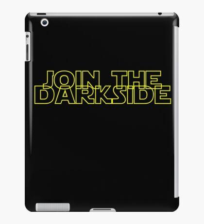 Join The Dark Side iPad Case/Skin