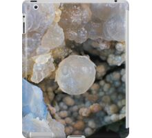 Grape and Fire Agate iPad Case/Skin