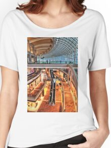 Arcade in Marina Bay Sands Expo & Convention Centre Women's Relaxed Fit T-Shirt