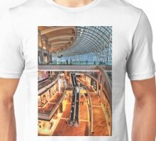 Arcade in Marina Bay Sands Expo & Convention Centre Unisex T-Shirt