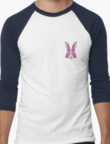 Rabbit 1 Men's Baseball ¾ T-Shirt