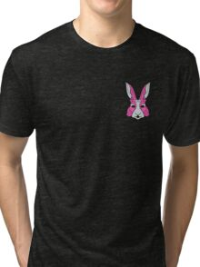 Rabbit 1 Tri-blend T-Shirt