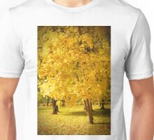 Golden tree Unisex T-Shirt
