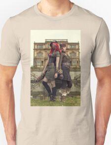 Steampunk Ladies T-Shirt