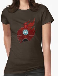 Red Body Armor Womens Fitted T-Shirt