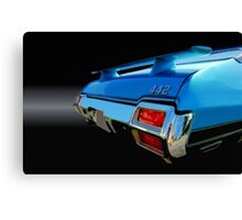 1971 Olds 442 Canvas Print