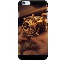 Steam punk pirate iPhone Case/Skin
