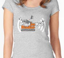 Paul in Rio Radio - Thumbs up! Women's Fitted Scoop T-Shirt