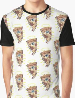 DA PIZZA Graphic T-Shirt