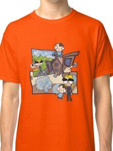 Esmeralda & the Boy Next Door Classic T-Shirt