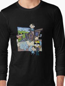 Esmeralda & the Boy Next Door Long Sleeve T-Shirt