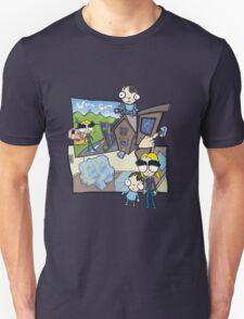Esmeralda & the Boy Next Door Unisex T-Shirt
