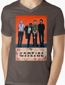 vampire weekend  Mens V-Neck T-Shirt