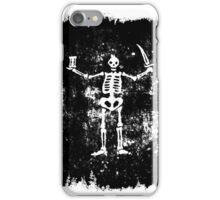 Black Sails - Captain Flint's Flag iPhone Case/Skin