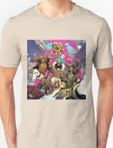 flatbush zombies tour dates 2016 T-Shirt
