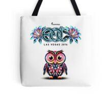 EDC Las Vegas 2016 Owl! Tote Bag