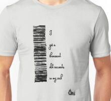 I've got a thousand old records... Unisex T-Shirt