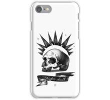 misfit skull iPhone Case/Skin