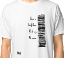 Know a lot of beats...[blk] Classic T-Shirt