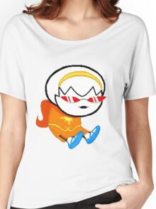 rose lalonde wearing terezi's glasses - homestuck sprite Women's Relaxed Fit T-Shirt