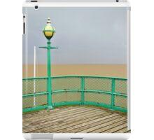 On Clevedon Pier iPad Case/Skin