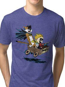 Calvin Hobbes Explore Tri-blend T-Shirt