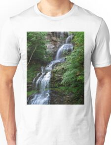 Mountain stream a-flowin'  T-Shirt