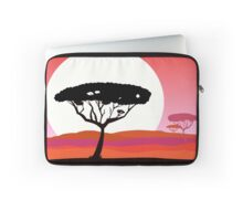 African Safari wild Designers Laptop Sleeve